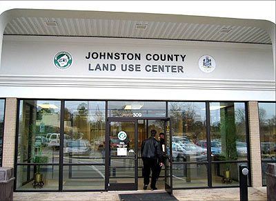 Photo of the Land Use Center