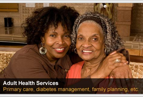 Adult Health Services